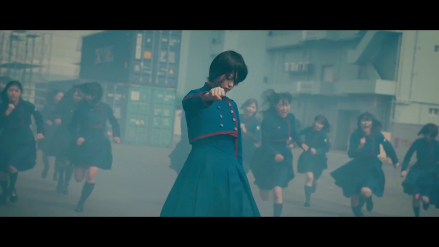1080p [MV] Keyakizaka46 _ 4th Single _ Fukyouwaon.MP4_000030030