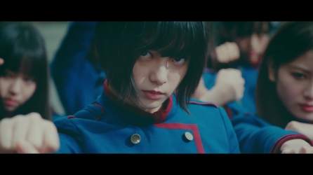 1080p [MV] Keyakizaka46 _ 4th Single _ Fukyouwaon.MP4_000041041