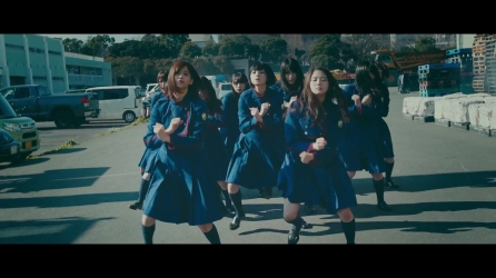 1080p [MV] Keyakizaka46 _ 4th Single _ Fukyouwaon.MP4_000042042