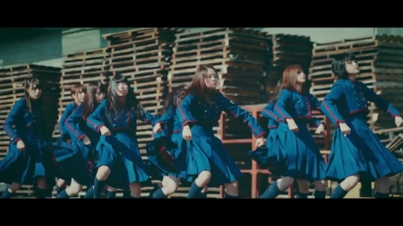 1080p [MV] Keyakizaka46 _ 4th Single _ Fukyouwaon.MP4_000050050