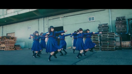 1080p [MV] Keyakizaka46 _ 4th Single _ Fukyouwaon.MP4_000058058