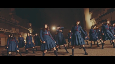 1080p [MV] Keyakizaka46 _ 4th Single _ Fukyouwaon.MP4_000133133