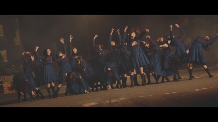 1080p [MV] Keyakizaka46 _ 4th Single _ Fukyouwaon.MP4_000174174