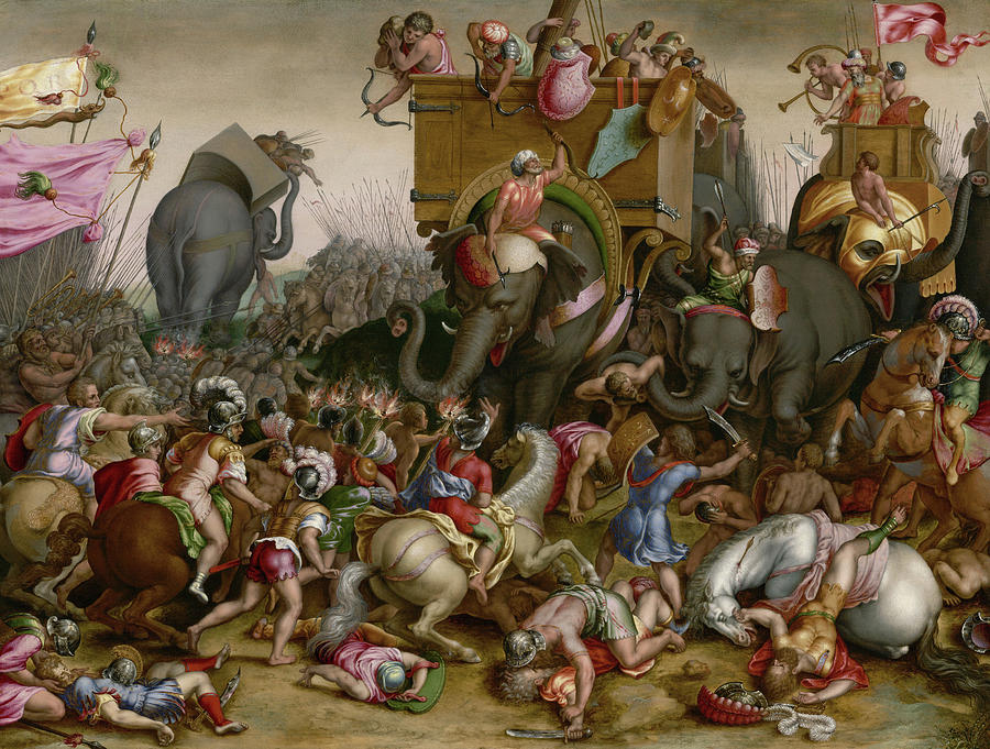 the-battle-of-zama-cornelis-cort